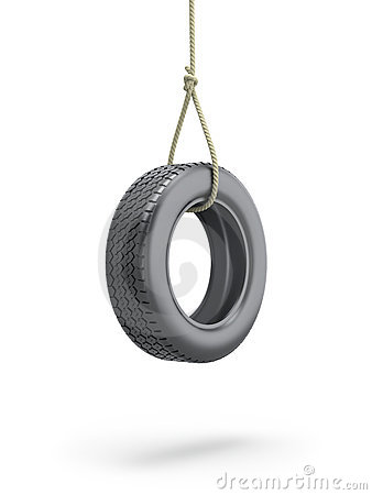 Tire Swing Royalty Free Stock Photo Image 18177045