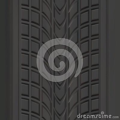 Free Tire Tread Pattern Royalty Free Stock Image - 8669976