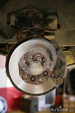 Tire tyre change