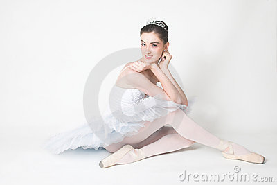 Tired Ballerina