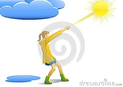 Tirez le soleil