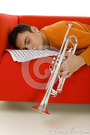 Tiring practice