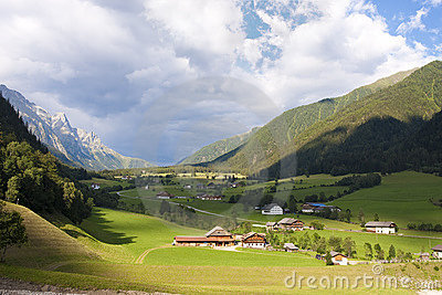 Tirol valley