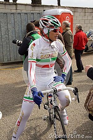 Tirreno Adriatico Editorial Photo