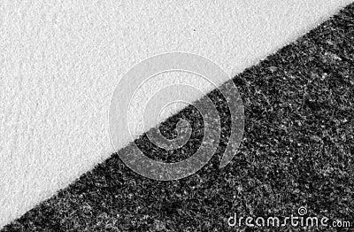 Tissu de feutre