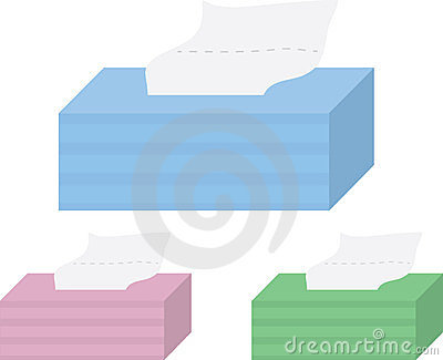 Tissue Boxes