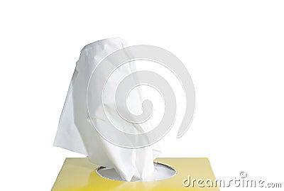 Tissue distributor