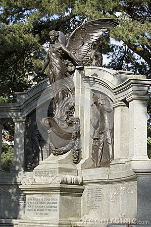Titanic Engineers Memorial, Southampton