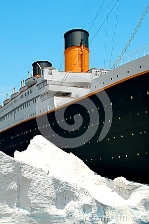 Titanic Museum in Branson Missouri Editorial Image