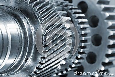 Titanium gear wheels