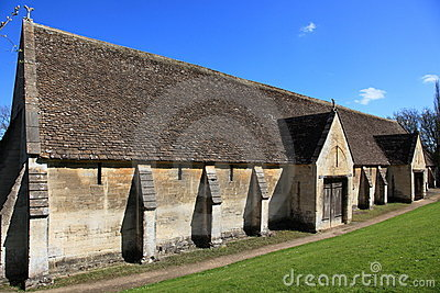 Tithe Barn in Bradford on Avon