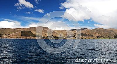 Titicaca horizon
