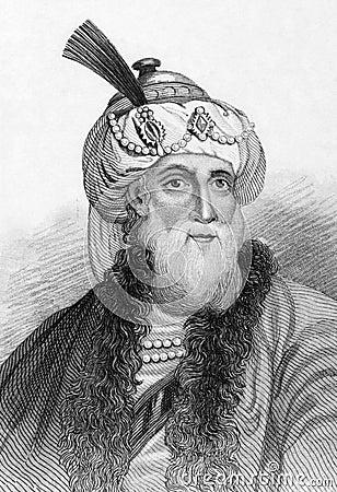 Titus Flavius Josephus Editorial Photography