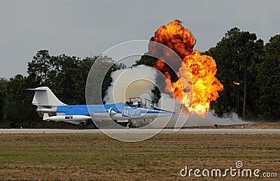 Titusville, FL: Annual airshow Editorial Stock Image