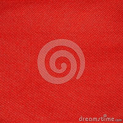 Tkaniny czerwień