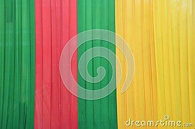 Tkaniny dekoracja
