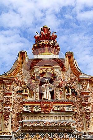 Tlaco facade II