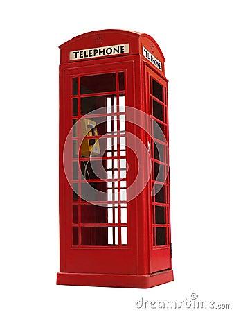 Téléphone de cabine