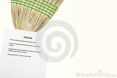 To Do List on Broom