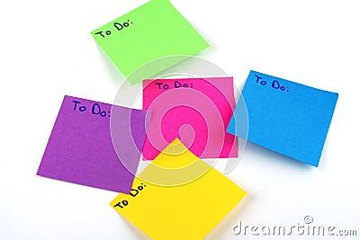 To Do Lists