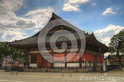 To-ji Worship Hall