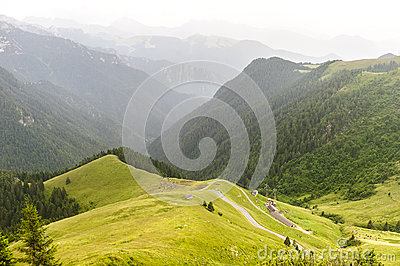 To Passo San Marco