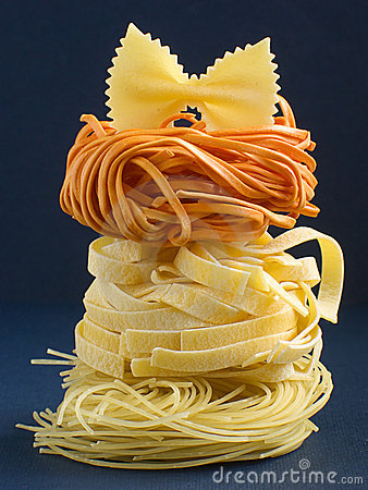 To włoski makaron