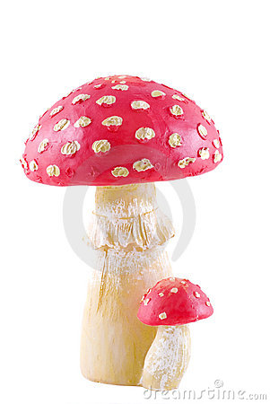 Free Toadstool. Royalty Free Stock Photos - 10915748