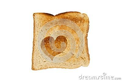 Toast with Heat