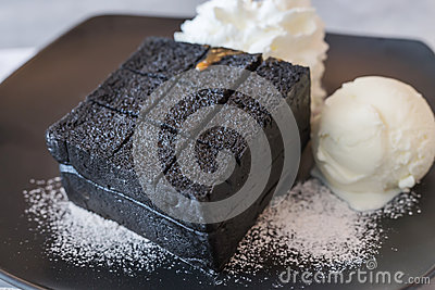 Toast Ice Cream Stock Photo - Image: 64531297