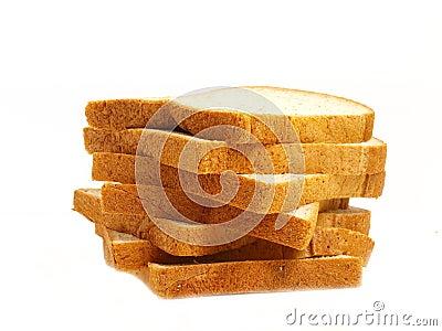 Toast pile