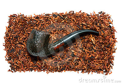 Tobacco and pipe
