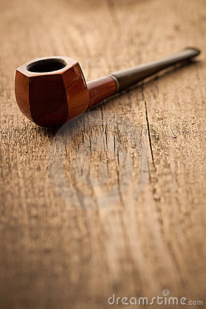 Free Tobacco Pipe Stock Image - 21846531