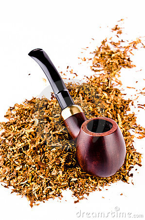 Free Tobacco Pipe Royalty Free Stock Images - 22762209