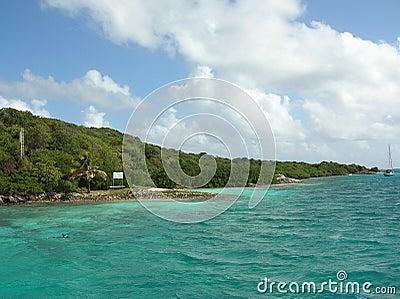Tobago Cays marine reserve