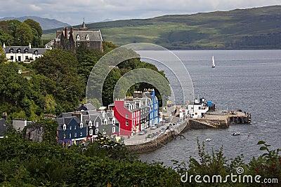 Tobarmory - Isle of Mull - Scotland
