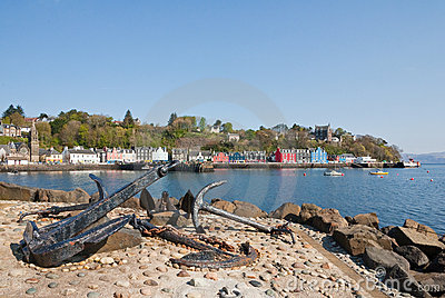 Tobermory Anchors (Mull)