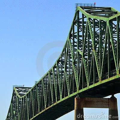Tobin Bridge, Boston, MA