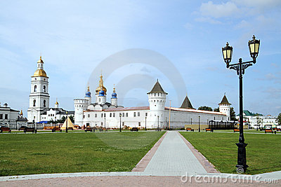 Tobolsk the Kremlin
