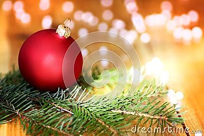 Tocado de la Navidad