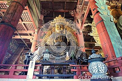 Todaiji Temple Shrine
