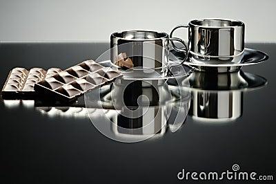 Todavía café de la vida