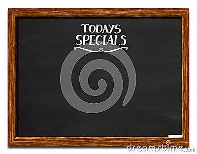 Today s specials