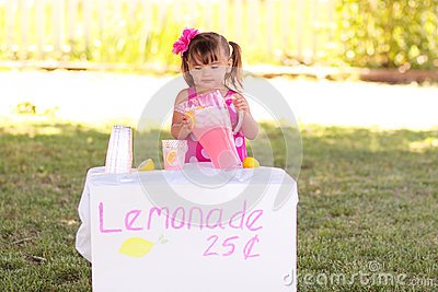 Toddler Entrepreneur