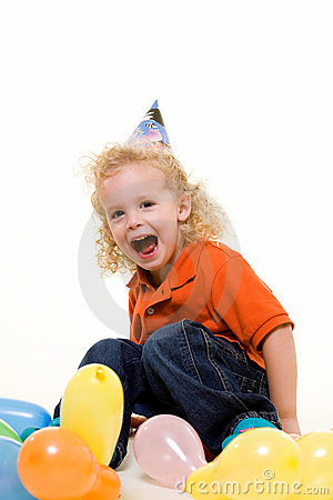 Free Toddler Party Royalty Free Stock Photography - 3290417