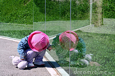 Toddler Reflection