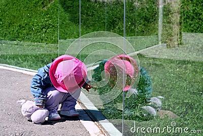 Toddler Reflection