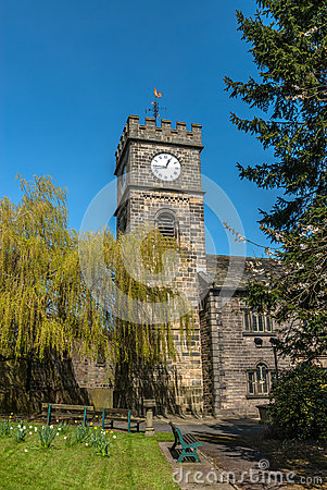 Todmorden Church
