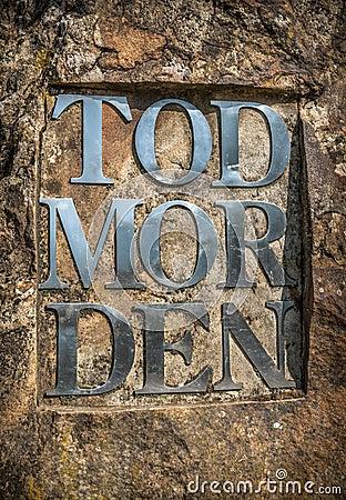 Todmorden Sign