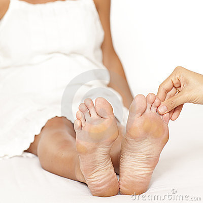 Toe Massage
